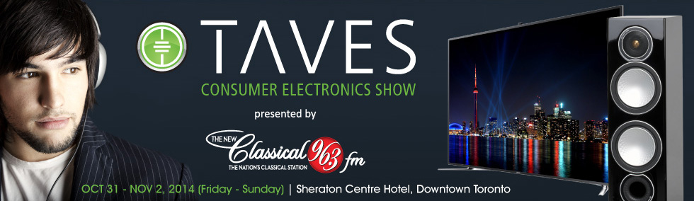 TAVES Consumer Electronics Show