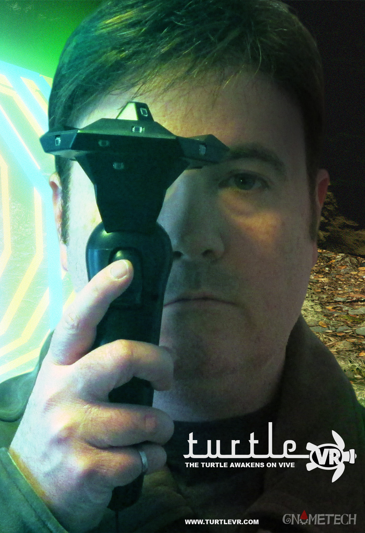 Turtle VR Vive Poster