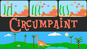 Circumpaint for GearVR
