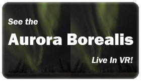 See the Aurora Borealis live in VR!